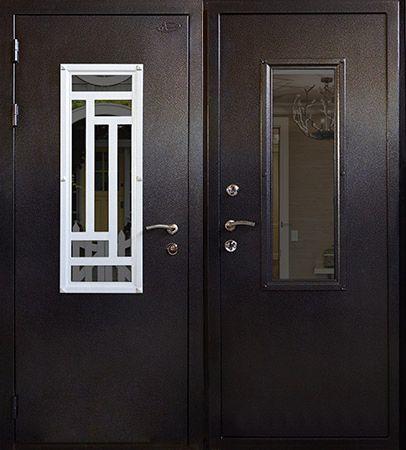 Стальная дверь Аргус Модель -  Хайтек