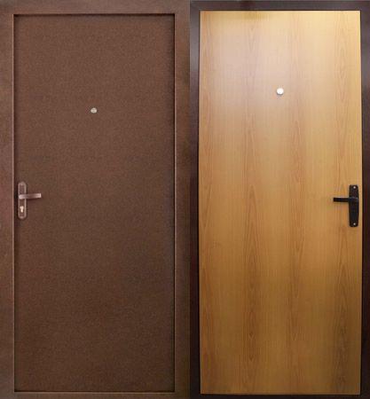 Стальная дверь Valberg Модель - BMD-5 внутреннее открывание