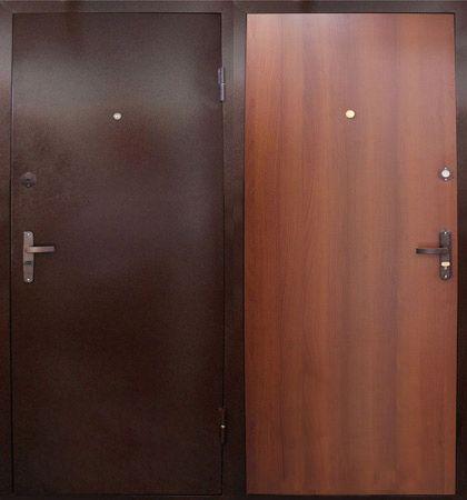 Стальная дверь Valberg Модель - BMD-2DD
