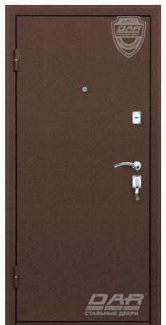 Стальная дверь DAR Comfort