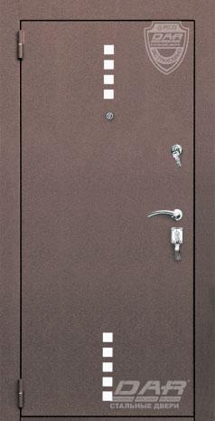 Стальная дверь DAR 2014