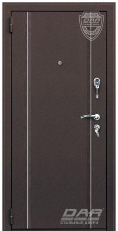 Стальная дверь DAR Mercury
