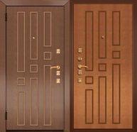 Стальная дверь Эльбор Стандарт