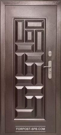 Стальная дверь Арон Герда