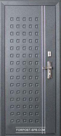 Стальная дверь Форпост Модель С-228