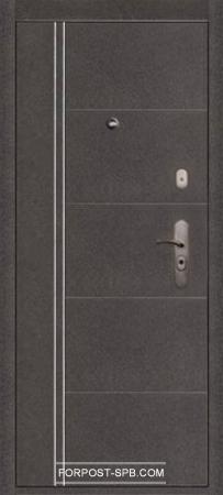Стальная дверь Форпост Модель 528