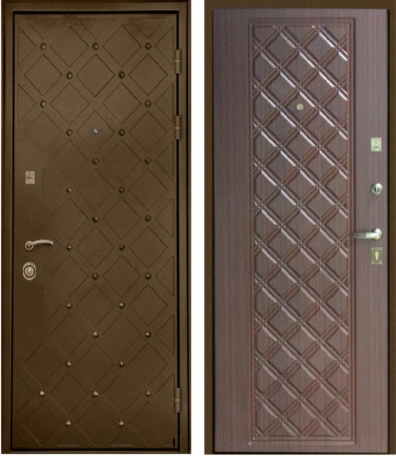 Стальная дверь Sfera 600