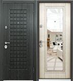 Стальная дверь Torex ULTIMATUM PP КВ-2 Дуб пепельный / КВ-11 Дуб бежевый