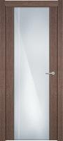 Status Futura 331 дуб капуччино стекло каленое 8мм с вертикальной гравировкой