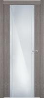 Status Futura 332 дуб серый стекло каленое 8мм с вертикальной гравировкой