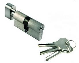 Ключевой цилиндр Morelli 60CK SN