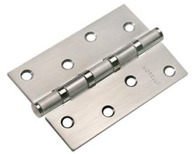 Петля стальная универсальная с 4-мя подшипниками Morelli  MS 100X70X2.5-4BB SN