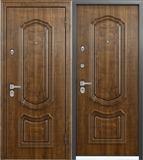 Стальная дверь Torex PROFESSOR 4 02 PP 5D1 Дуб медовый /  5D1 Дуб медовый