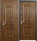 Стальная дверь Torex PROFESSOR 4 02 PP 5D3 Дуб медовый /  5D3 Дуб медовый