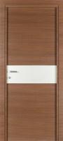 PROFIL DOORS 4Z Малага Черри  Кроскут белый лак