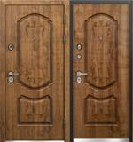 Стальная дверь Torex PROFESSOR 4 02 PP  РК-3NFDL Дуб медовый  / РК-3NFDL Дуб медовый