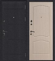 Стальная дверь Колизей Классика беленый дуб