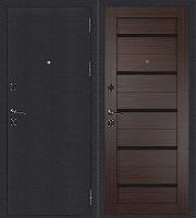 Стальная дверь Стандарт Антик Серебро Танго венге