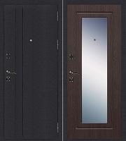 Стальная дверь Стандарт Ультра Зеркало венге