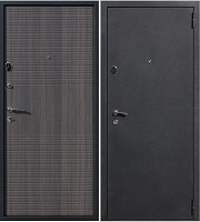 Стальная дверь Гарда Муар венге тобакко