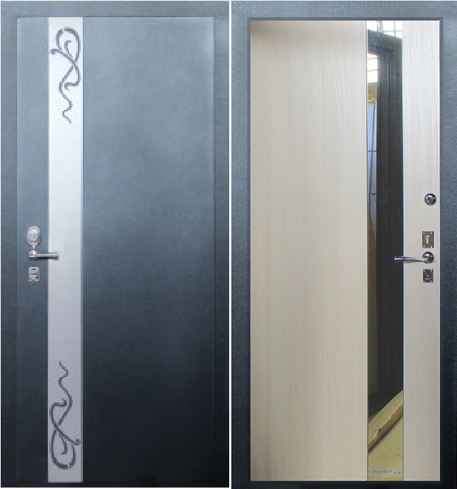 Стальная дверь Stardis Grand S