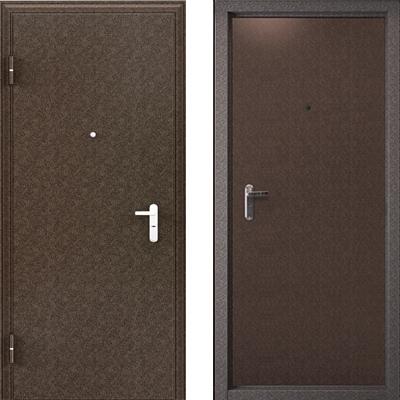 Стальная дверь Torex ULTRA M STEEL Медный антик / Медный антик