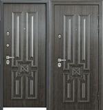 Стальная дверь Torex PROFESSOR 4 02 PP 5D4 Дуб пепельный /  5D4 Дуб пепельный
